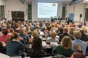 Studentische Vollversammlung @ Hörsaal B1